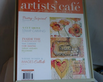 Artists' Cafe - The Best of Somerset Mixed Media