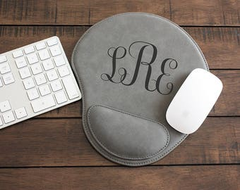 Mouse Pad, Custom Mouse Pad, Mousepad, Engraved Mouse Pad, Desk Accessories, Mouse Mat, Monogrammed Mouse Pad, Gift For Boss, MP101