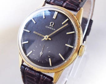 Men's VINTAGE OMEGA Sub-SECOND Caliber 269 Mechanical Watch