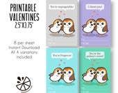 Porg Valentine Card Kids ...
