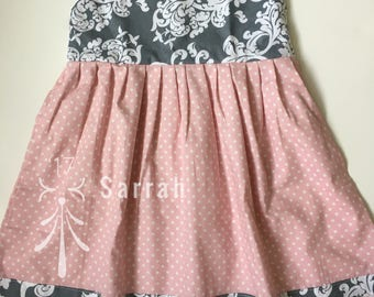 Girls Summer/Occassion/Party Dress 4T-5T Pretty in Pink