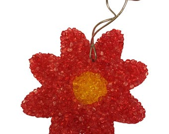 Retro Flower Car Air Freshener