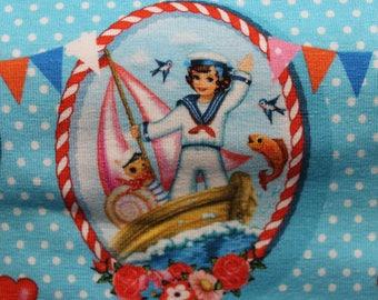 Jersey, sailor, sailor girl