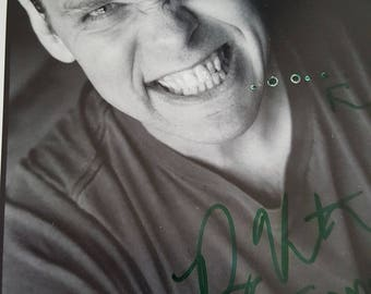 X-Files Autograph- Doug Hutchison- Victor Tooms
