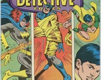 DETECTIVE COMICS #491 - Batman / Batgirl / Robin