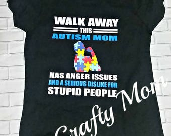 Autism Mom Shirt