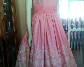 SPECIAL OCCASION Vintage Style Dress