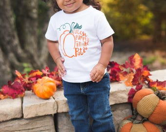 Cutest Pumpkin Shirt - Pumpkin Patch Shirt - Cutest Pumpkin Patch - Pumpkin Picking Shirt - Pumpkin Harvest - Girl Pumpkin Shirt