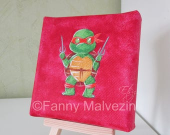 Raphael (Teenage Mutant Ninja Turtles) - Mini painting