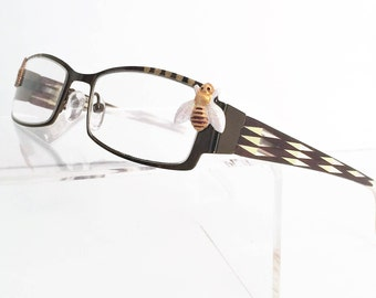 Reader glasses with Bee, Honey Bee Reading glasses