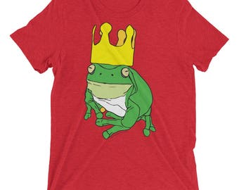 Stickyfrogs Red Voigt Frog T-shirt