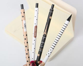 Modern Mechanical Pencils / Cute Mechanical Pencils / Kawaii Mechanical Pencils / Cute Pencils / Kawaii Pencils / Cute Stationery / Lead