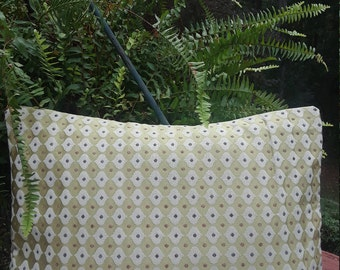 Dotted Lime Envelope Pillow Case