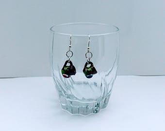 Earrings handmade,handmade earrings dangle,Mexican earrings,unique earrings