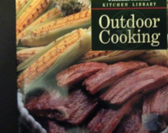 Outdoor Cooking , 1997 , John Phillip Carroll , William Sonoma , Kitchen Library