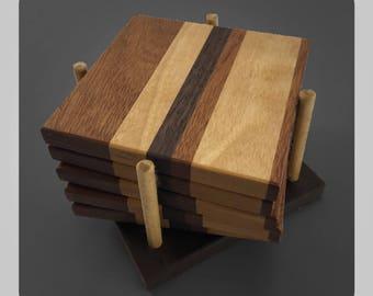 Wood Coaster