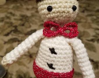 Custom Crochet Doll- Amigurumi Doll