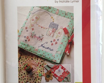 Room For Friends - Sewing compendium pattern - Cinderberry Stitches by Natalie Lymer