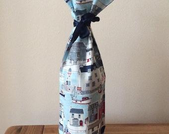 Seaside bottle bag