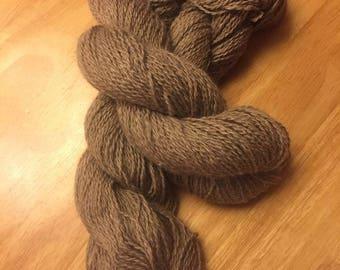 2 ply DK weight yarn