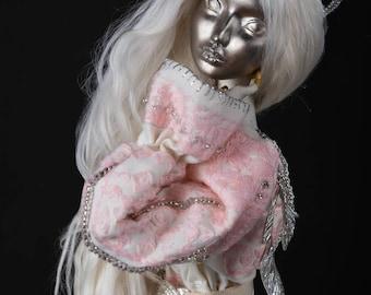 Luna Porcelain OOAK BJD Art Doll