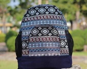 School Backpack  Festival Backpack  Casual Backpack  Hippie Backpack  Womens Backpack  Womens rucksack  Mens Backpack  Travel backpack