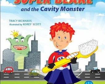 Super Blake and the Cavity Monster