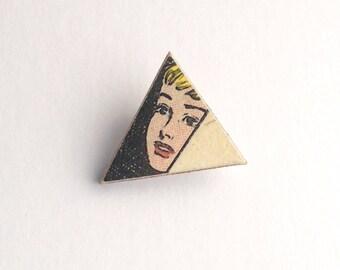 Peekaboo Pin