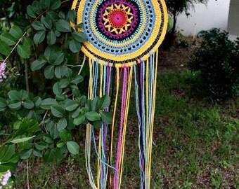 Large Mandala Dreamcatcher