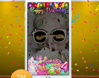 shopkins,shopkins filter,shopkins snapchat,shopkins geofilter,1st birthday,shopkins invitatio,shopkins birthday,shopkins party,custom