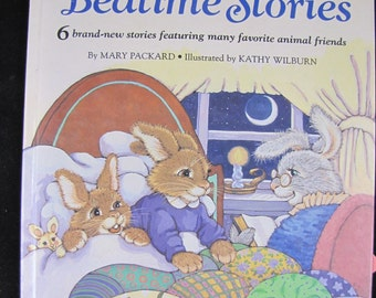 Two-Minute Bedtime Stories // 1988 Hardback // 6 stories for bedtime // ISBN 0307121836