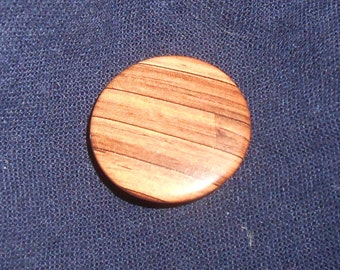 """Button """"Wood"""" < 3"""