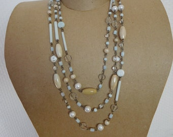 Great necklace glass beads