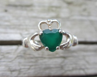 Vintage Emerald Ring Etsy
