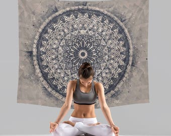 Mandala Tapestry - Bohemian Decor - Mandala Wall Tapestry - Boho Decor