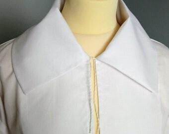 Camisa S. XVII con cuello a la Valona. Shirt 17th century