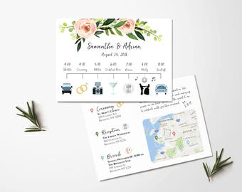Wedding day schedule of events itinerary for guests big custom wedding timeline wedding itinerary timeline wedding day schedule icon timeline wedding junglespirit Images