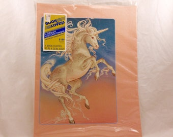 Vintage Hallmark 4 Different Unicorn Designs. Sealed New/Old Stock.