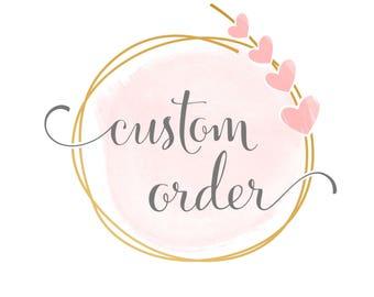 Custom Order for Alexis - Congrats Grad Cake Topper