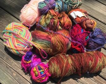 Multicolor Yarn Variety