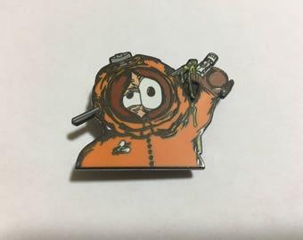 Abrooks Kenny Hat Pin