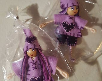 Gnome Valentine Duo/ Bendy doll Valentine's