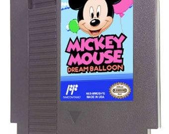 Mickey Mouse : Dream Balloon