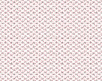 SALE!! 1 Yard Arbor Blossoms by Ellis and Higgs Nadra Ridgeway for Riley Blake Designs -6256 Pink