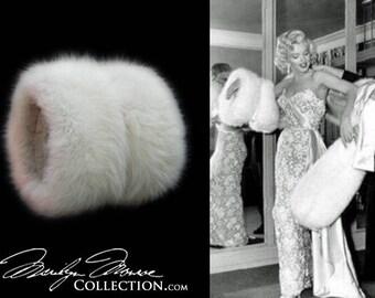 Marilyn Monroe Fur Muff