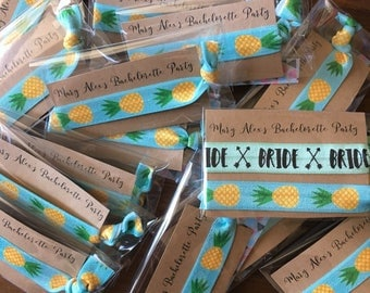 Bachelorette Party Hair Ties