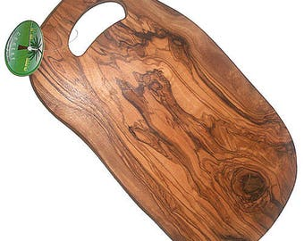 """Father's Day gift / Birthday gift / Olive Wood Cheese board / chopping board - 11.80"""" and 15.75 inch"""