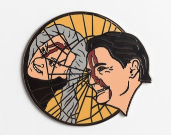 Mirror - Enamel Pin
