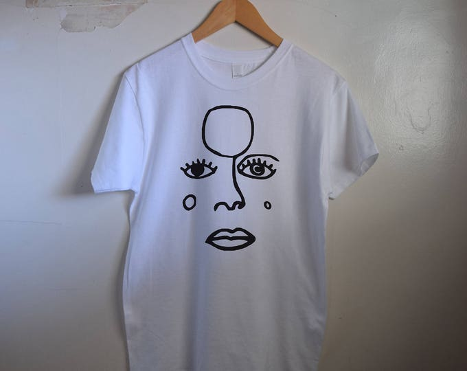 Space Man Unisex Cotton Tee.