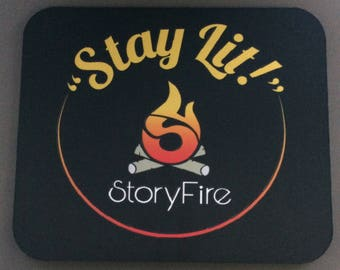 STORYFIRE MOUSE PAD